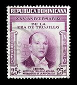Dominican Republic stamp 1955