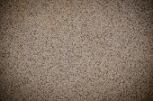 pic of terrazzo  - Background surface of black and white terrazzo floor stone wall - JPG