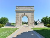 Royal Military College Memorial Arch, Kingston, Ontario
