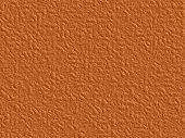 Orange Abstract 3D Texture