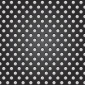 Steel grate background pattern illustration