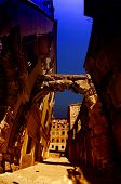 Old Gateway Or Roman Arch In Rijeka,croatia