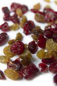 Draid Raisins And Cranberries