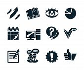 Business Icon Set two