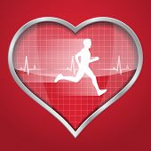 Heart Of A Running Man
