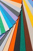 Multi Color Paper Background