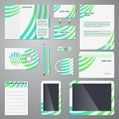 Brand identity com pant style template