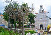 The Churches Of Budva