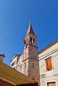 Belfry Of St Peter Church (xvi C.). Trogir, Croatia