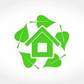 Green House Emblem