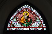 Stained Glass Color Saint Paul