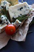 Roquefort Cheese Composition