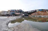 Slum On The Beach - Accra, Ghana
