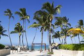 Royalton All-inclusive Resort and Casino located at the Bavaro beach in Punta Cana