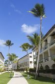 Royalton All-inclusive Resort and Casino located at the Bavaro beach in Punta Cana.