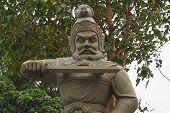 Statue Warrior