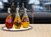 Various Kinds Of Oil
