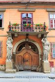 picture of sibiu  - Old Town in the historical center of Sibiu Romania - JPG