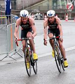 Brownlee Brothers, Cycling-2