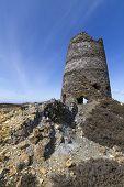 Ruined Windmill Mynydd Parys, North Wales