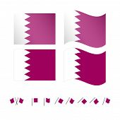 Qatar Flags