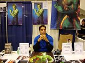 Lou Ferrigno 'the Original Hulk' At Wondercon 2010