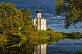 Church of the Intercession of the Holy Virgin on the Nerl River