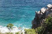 stock photo of crimea  - Seascape - JPG