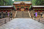 image of mausoleum  - Japan landmark  - JPG
