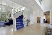 Foyer In Modern Home
