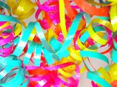 Multi-Color Party String poster