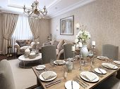 ������, ������: Dining Classic Style