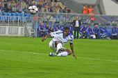 Ayila Yussuf von Dynamo Kiew