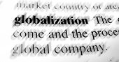 Globalization - Business Theory/Term