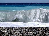 Постер, плакат: Океанские волны