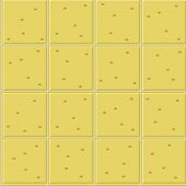 stock photo of ceramic tile  - yellow ceramics seamless pattern - JPG