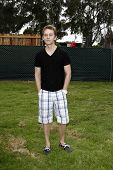 LOS ANGELES - JUN 12:  Jason Dolley arriving at the 22nd Annual 'Time for Heroes' Celebrity Picnic a