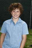 LOS ANGELES - JUN 12:  Nolan Gould arriving at the 22nd Annual 'Time for Heroes' Celebrity Picnic at