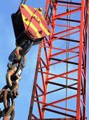 Crane Travelling Block