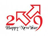 new year 2009, vector illustration