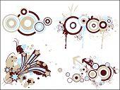 artistic vector illustration background, wallpaper