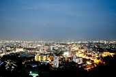 Pattaya Nightscape Viewpoint