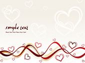 stock photo of valentines day  - vector illustration of wallpaper for valentine day - JPG