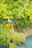 Bungy Jump Off Kawarau Bridge