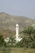 Mosque In Hatta-Uae
