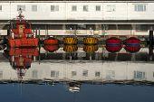 Mirror Boats
