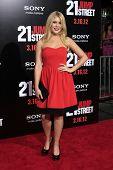 LOS ANGELES - MAR 13:  Renee Olstead arrives at the