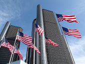 Rencen And Flags