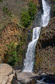 El Salto De Nogal Waterfall