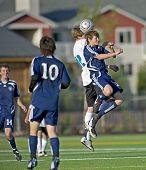 Jongens Hs Varsity Soccer